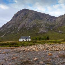 İskoçya'da Gezginlerin Bedava Konaklayabildiği Barınma Evleri: Bothy