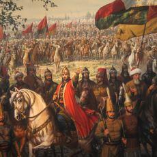Binlerce Kişilik Osmanlı Ordusu Sefere Çıktığında Nasıl Besleniyordu?