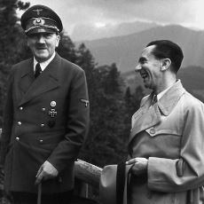 Sloganlarıyla Bir Döneme Damgasını Vuran Hitler'in Propaganda Bakanı: Joseph Goebbels