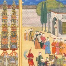 Noel'i Andıran İlginç Bir Osmanlı Geleneği: Nahıl Ağacı