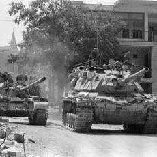Lübnan İç Savaşı Sırasında İsrail'in Müdahalesiyle Gerçekleşen Sultan Yakup Muharebesi