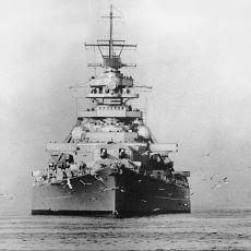Hitler'in Açık Denizlere Hükmetmek İstemesinin Vücut Bulmuş Hali: Bismarck Gemisi