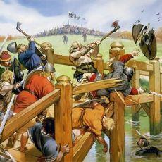 Bir Vikingin 15 Bin İngiliz Askerine Direnerek Ağır Kayıp Verdirttiği İlginç Stamford Köprüsü Savaşı