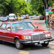 Tarihte İlk Defa Mercedes-Benz S Serisi'nde Kullanılan Otomotiv Teknolojileri