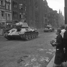 Almanlar Berlin'e Rus Tankları Girene Kadar Sovyetleri İşgal Ettiklerini mi Sanıyordu?