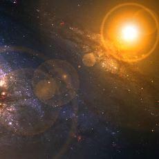 Güneş'in Sabit Değil, Galaksi İçinde Müthiş Bir Hızla İlerleyen Bir Yıldız Olması