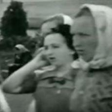 1937 Yılında Kameraya Alınan Esrarengiz Zaman Yolcusu