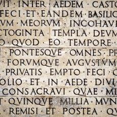 Detaylara Boğulmadan Latince Hakkında Pek Çok Şey Öğreneceğiniz Bir Rehber
