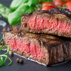 Az Pişmiş Et Sağlıksız mı?