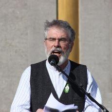 IRA'nın Ateşkes İlan Etmesinde Önemli Rol Oynayan Milletvekili: Gerry Adams