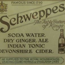 Dünyanın İlk Soda Üreticisi Schweppes'in Başarı Hikayesi