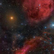 Patladı Patlayacak Gözüyle Bakılan En Parlak Yıldızlardan Biri: Betelgeuse