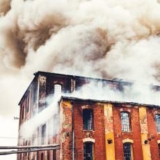 Yaşam Tarzı Değişikliğiyle Beraber Ortaya Çıkan, Yangından Kaçmak İçin Vaktimizin Çok Az Olduğu Gerçeği