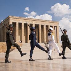 Askerliğini Anıtkabir'de Yapan Birinden: Anıtkabir'in Pek Bilinmeyen Özellikleri