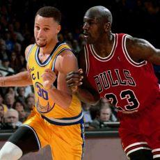 Golden State Warriors'ı Jordan'ın Chicago Bulls'u ile İstatiksel Olarak Kıyaslayan Nefis Bir İnceleme