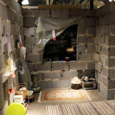 IKEA'nın Suriye'de Yaşananlara Dikkat Çekmek İçin Tasarladığı 25 Metrekarelik Ev