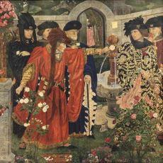 İngiltere'de Tudor Hanedanının Başa Geçmesiyle Sonuçlanan İç Karışıklık: Güller Savaşı