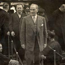 Atatürk'ün Montrö Boğazlar Sözleşmesi İmzalanmadan Önce Yayınlattığı Gazete Yazısı