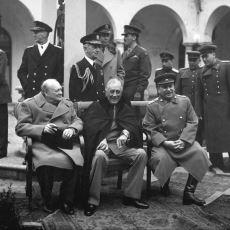 Kimilerince İçinde Yaşadığımız Düzeni Şekillendiren Son Anlaşma: 1945 Yalta Konferansı