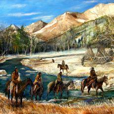 Amerikan Yerlileri, Amerika'nın Keşfinden Çok Daha Öncesinde Bu Kıtaya Nasıl Ulaştı?