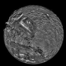 Uranüs'ün, Benzersiz Yüzey Şekillerine Sahip Olan Uydusu: Miranda