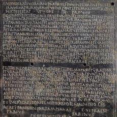 MS 122 Tarihli Roma İmparatorluğu Askeri Diplomasının Öğrettiği Gerçekler