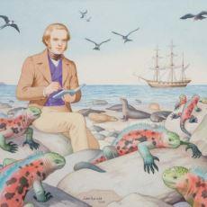 Charles Darwin'i Evrim Konusuna İkna Eden Sihirli Adalar: Galapagos