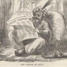 Osmanlı Devleti Sınırları İçinde İlk Türkçe Gazeteden Önce Çıkan Diğer Gazeteler