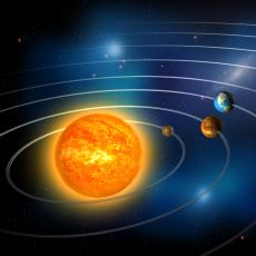 Güneş'e En Yakın Gezegen Olan Merkür Neden Yanmıyor?