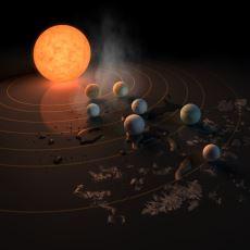 NASA'nın Heyecan Yaratan Yeni Keşfi Trappist 1 Hakkında Merakınızı Giderecek Detaylar