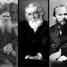 Rus Edebiyatının 3 Büyük İsmi Turgenyev-Dostoyevski-Tolstoy'un Yüksek Tansiyonlu Dostluğu