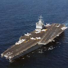 Tarihin Nükleer Güçle Çalışan İlk Uçak Gemisi: USS Enterprise
