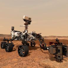 Mars'tan İlk Fotoğrafları Gönderen Perseverance Uzay Aracı Orada Neler Yapacak?