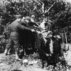 1 Milyondan Fazla İnsanı Katleden Nazi İnfaz Birlikleri: Einsatzgruppen