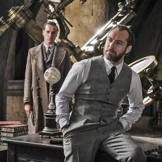 J.K. Rowling'in, Dumbledore-Grindelwald Aşkı Hakkındaki Açıklamalarının Aslı Nedir?