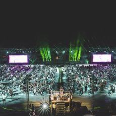 1000 Kişilik Kapasitesiyle Dünyanın En Büyük Rock Orkestrası: Rockin'1000