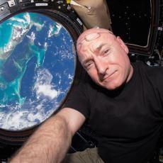 NASA Astronotu Scott Kelly'nin 340 Günlük Uzay Macerasına Dair İlginç Bilgiler