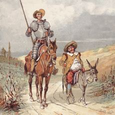 Edebiyat Tarihinin Umutsuz Bir Hayat Hikayesinden Doğan İlk Modern Romanı: Don Kişot