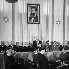 Çayınızı Kahvenizi Alın Gelin: İsrail Devleti, Uzun Savaşların Ardından Nasıl Kuruldu?