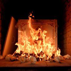 Cesetlerin 850 Derecede Yakılarak 400 Gramlık Küle Dönüştüğü Yer: Krematoryum