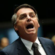 Brezilya Devlet Başkanı Seçilen Jair Bolsonaro'nun Tepki Çeken Söylemleri