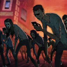 Popüler Kültürün İçinde Yaşadığımız Şeylere Bakıp Hayatımızı Sorgulatan Çizimler