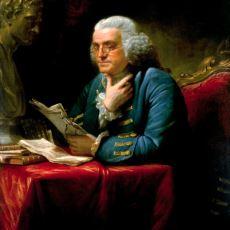 Benjamin Franklin'in Henüz 20 Yaşındayken Belirleyip Hayatı Boyunca Uyduğu 13 Prensip