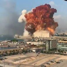 Lübnan'ın Başkenti Beyrut'u Yerle Bir Eden Büyük Patlamanın Sebebi Ne Olabilir?