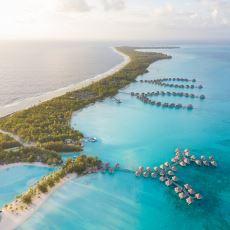 Hayallerinizin Tatilini Yapabileceğiniz Dünyanın En Güzel Adası: Bora Bora