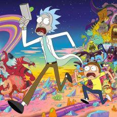 İnsanı Evrenler Arasında Resmen Uçuran Dizi Rick and Morty'nin En Çarpıcı Sahneleri