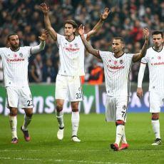 Beşiktaş'ın Dün Geceki Efsane Geri Dönüşü Esnasında Tribünde Olanların Gözünden O Anlar