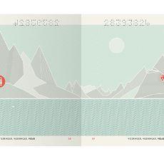 Dünyadaki Birçok Ülkenin Birbirinden Farklı Pasaport Tasarımları