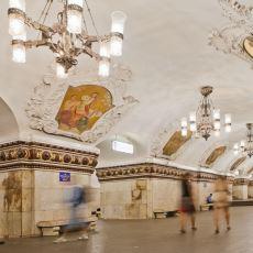Bir Şehircilik ve Ulaşım Harikası: Moskova Metrosuyla İlgili Şehir Efsaneleri
