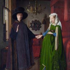 Ünlü Resim Arnolfinilerin Düğünü'ndeki Gizli Anlamlar